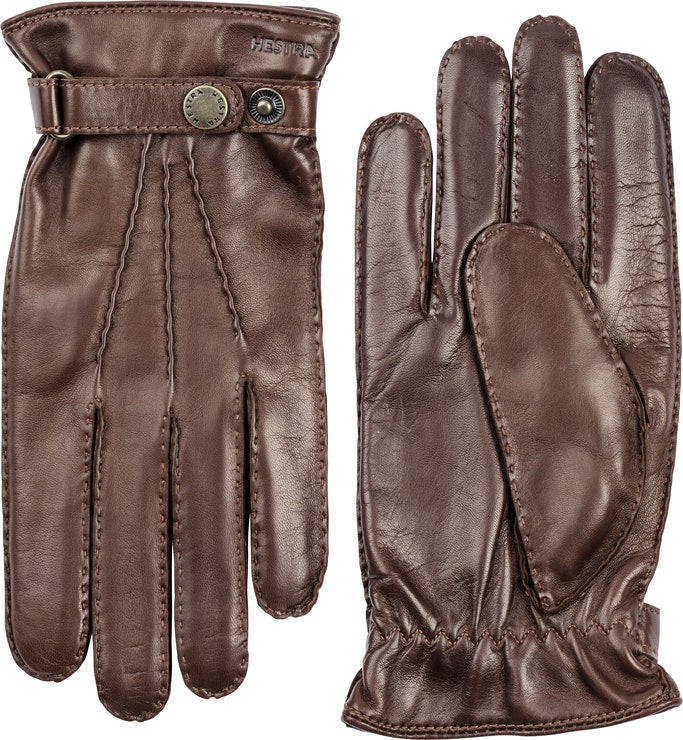 Jake Leather Glove - Chestnut