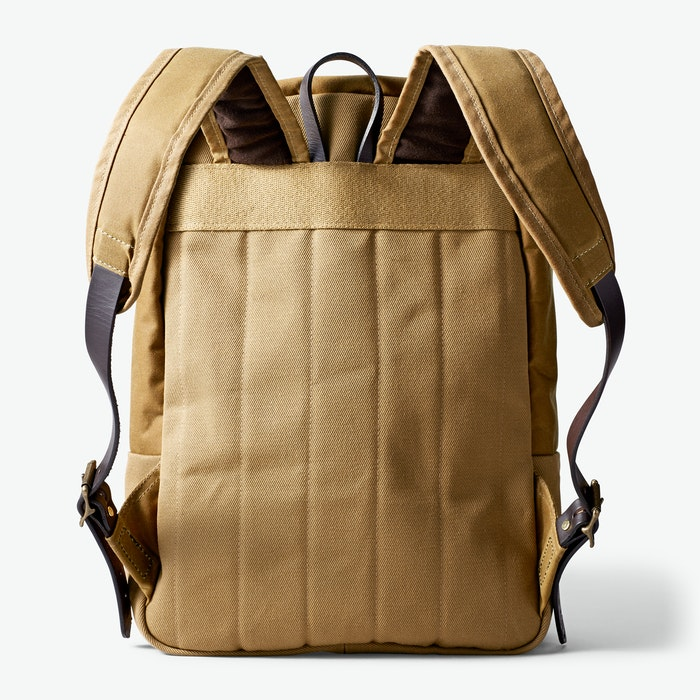 Jouneyman Backpack in Rugged Twill - Tan