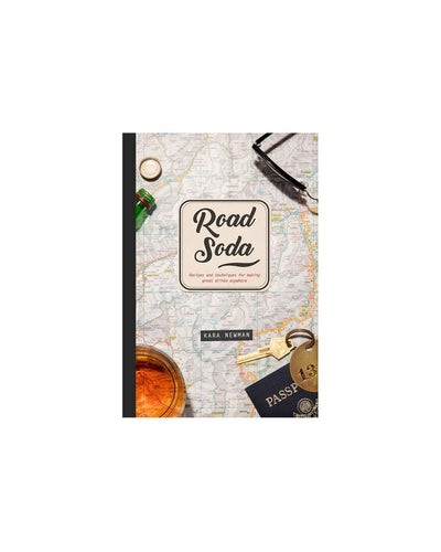 Book - Road Soda
