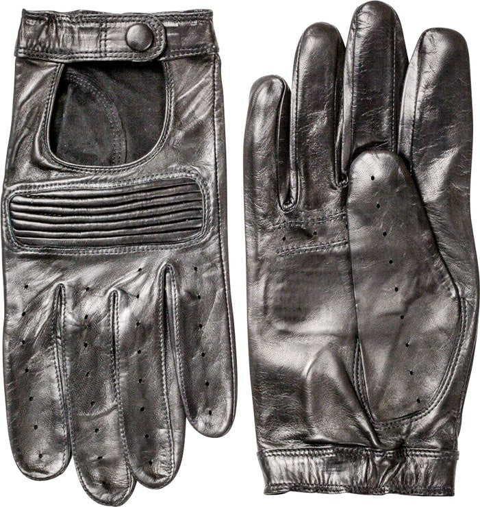 Steve Driving Glove - Black