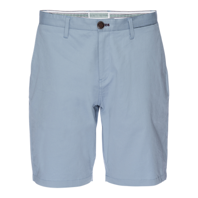 Morgan Bermuda Short in Stretch - Blue Twill