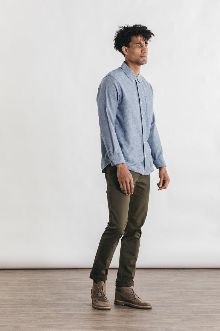 Sutton Denim Chambray