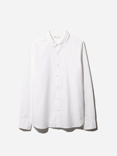 Fulton Oxford Shirt - White
