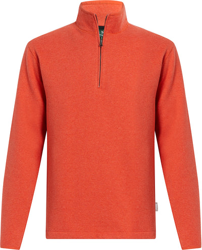 Boysen Half Zip Pullover Fleece II - Persimmon Heather