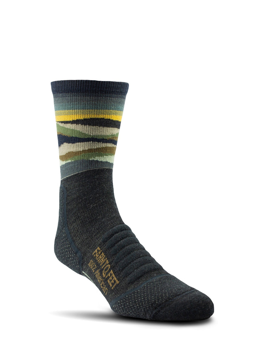 Max Patch - All Season Trail Sock - Charcoal