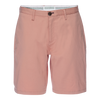 Morgan Bermuda Short in Stretch - Pink Twill