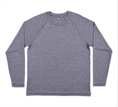 Reign Long Sleeve - Midnight Heather