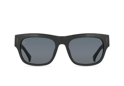 Lenny - Matte Black_Black Polarized