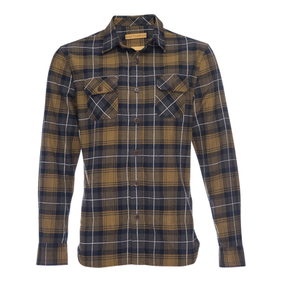 Truman Outdoor Shirt - Dobby Plaid