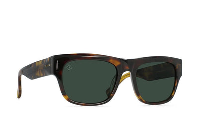 Lenny - Kola Tortoise_Green Polarized