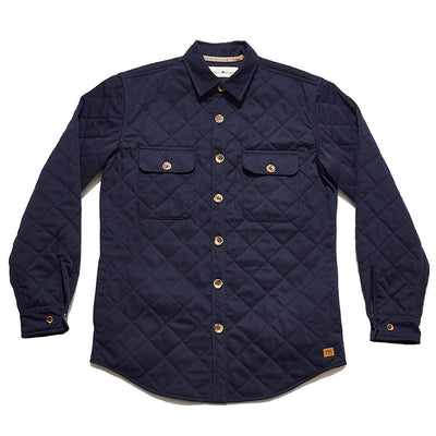 Statesman Quilted Jacket