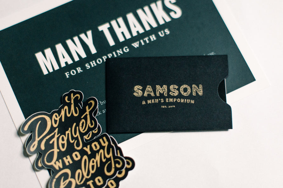 In-Store | $75 Gift Card