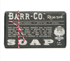 Triple Milled Bar Soap - Reserve