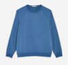Deon Crew Sweatshirt - Ensign Blue