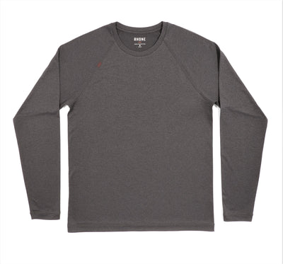 Reign Long Sleeve - Black Heather