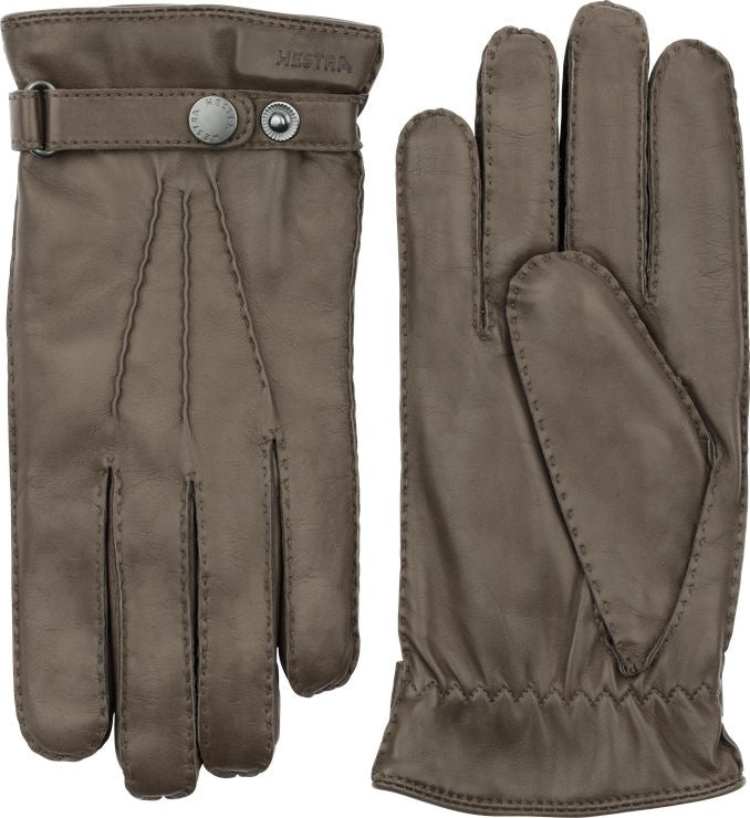 Jake Leather Glove - Clay