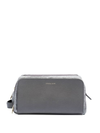 Travel Dopp Kit - Chris Paul Limited Edition - Grey Leather & Gold