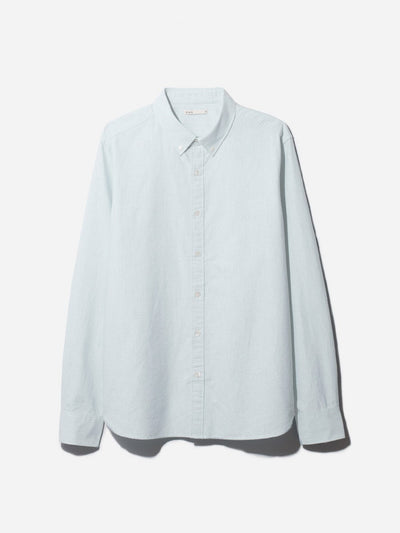 Fulton Oxford Shirt - Light Green
