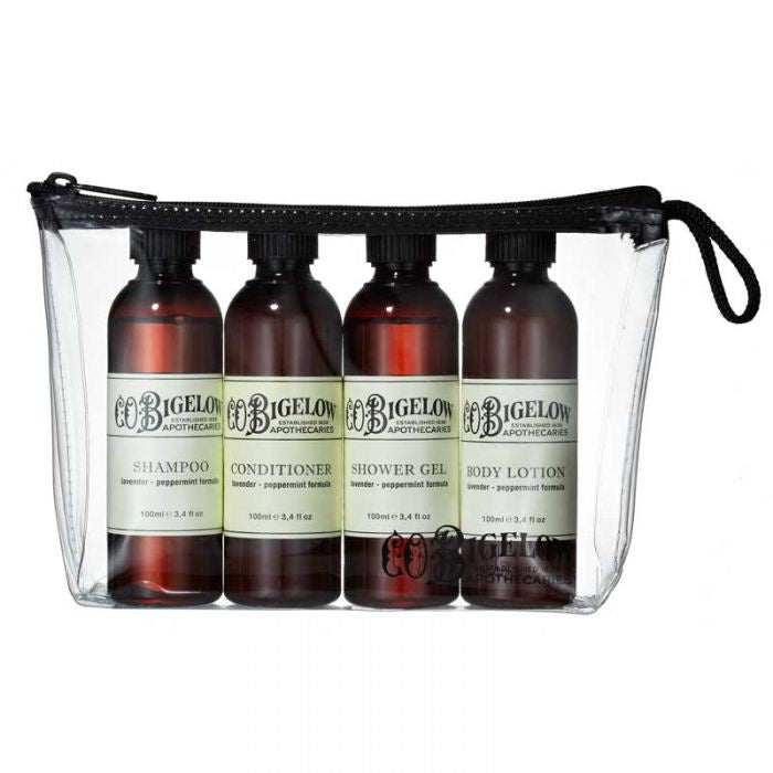 C.O. Bigelow Lavender Peppermint Travel Kit