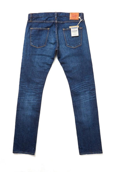 Slim Tapered Denim - Dirty Vintage
