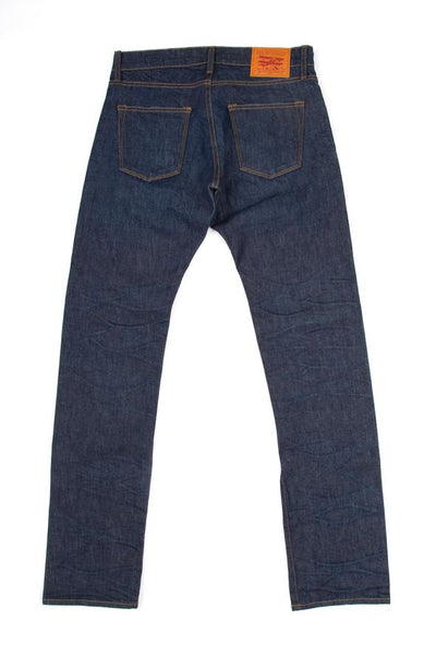 Slim Tapered Denim - Dark Clean Wash