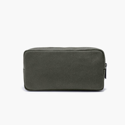 The Hideaway Slim Travel Organizer - Olive Canvas