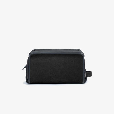 Travel Dopp Kit - Black Twill