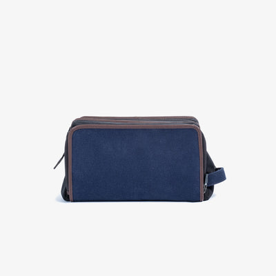 Travel Dopp Kit - Navy Twill