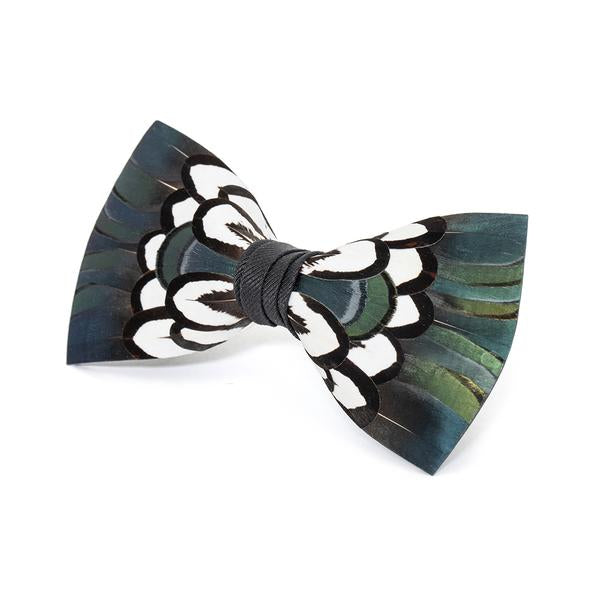 Dorn Bow Tie - Pheasant Feathers