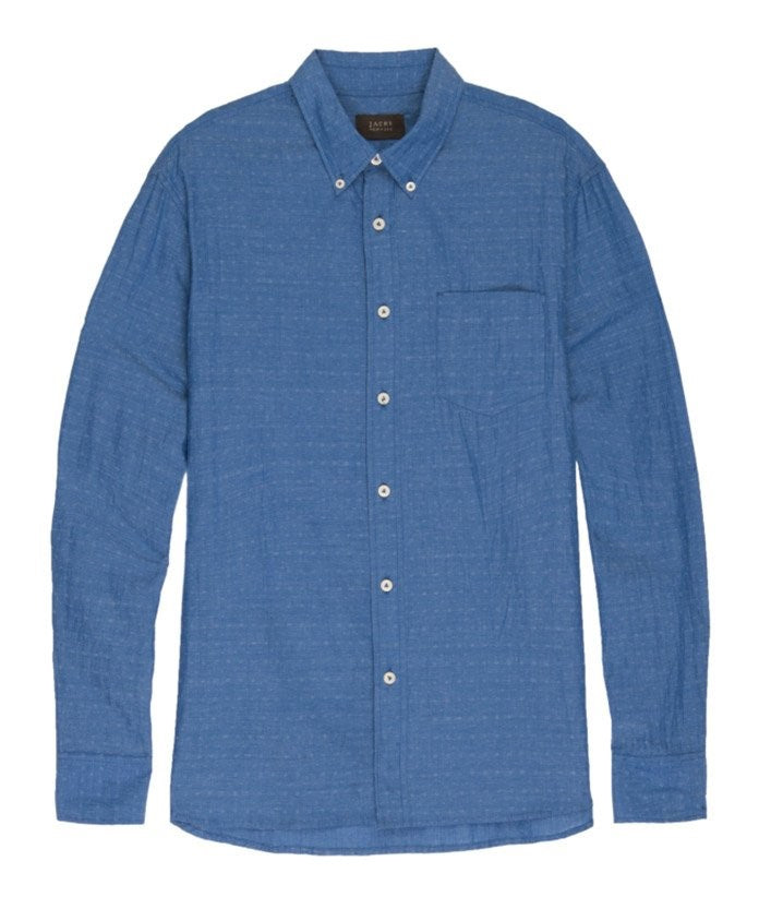 Dobby Buttondown - Blue