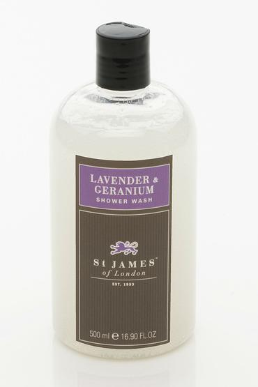 Lavender & Geranium - Body Wash
