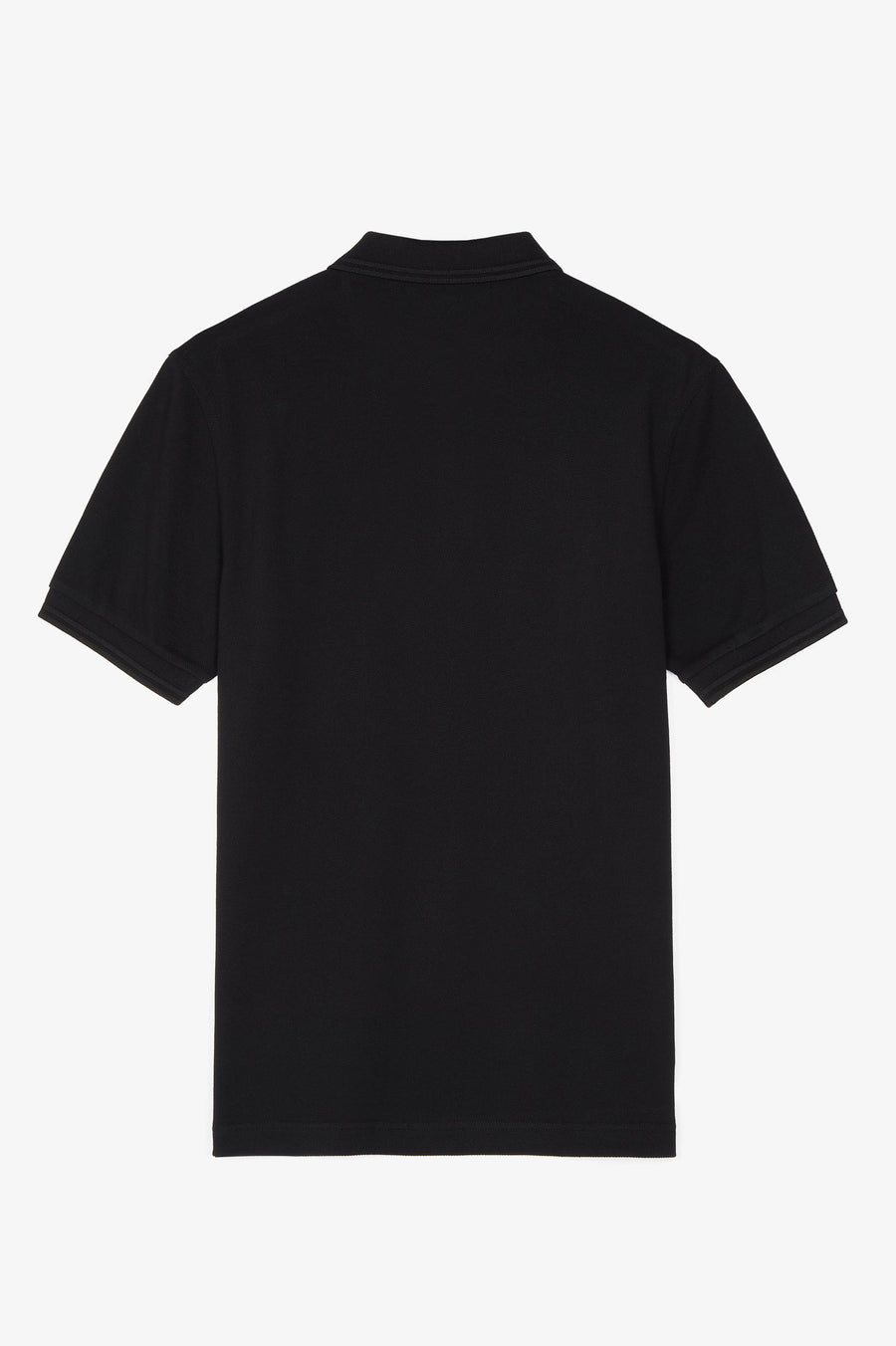 Twin Tipped Fred Perry Shirt / Black-Black-Black