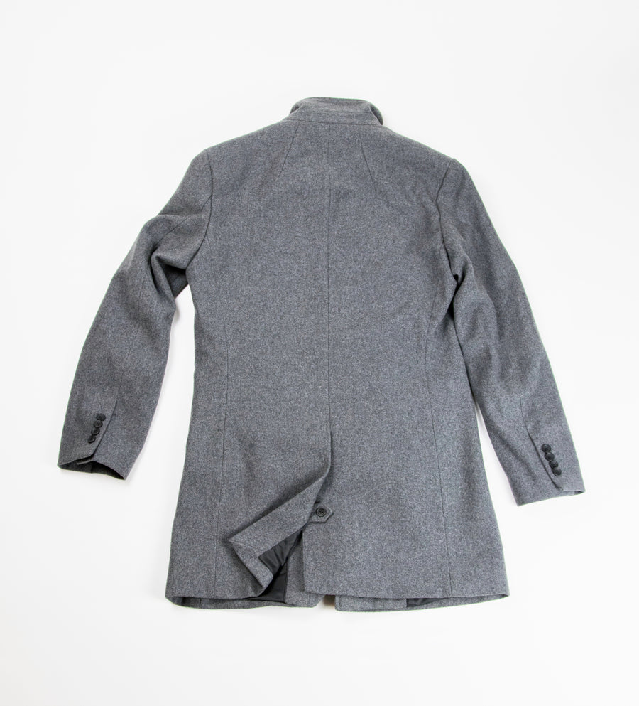 Maine Overcoat - Grey