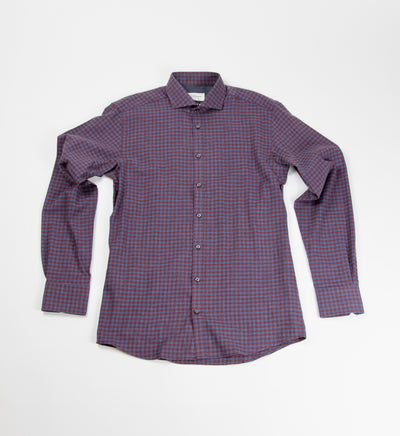 Warden Slim Button - up