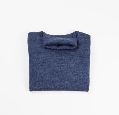 Saturn Wool-Blend Turtleneck - Thunder