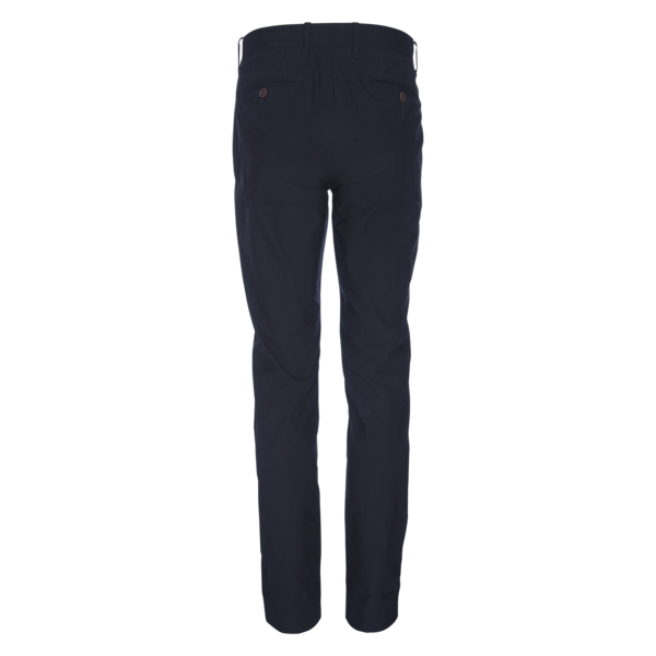 J.P. Stretch Typewriter Cloth Chino - Midnight Navy