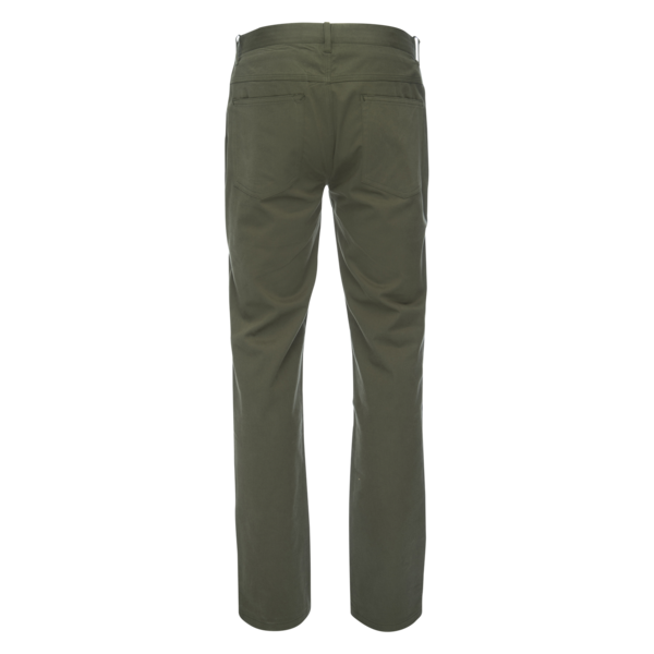 J.P. 5-Pocket Stretch Cotton Twill - Olive