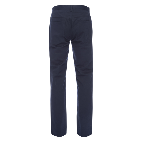 J.P. 5-Pocket Stretch Cotton Twill - Navy