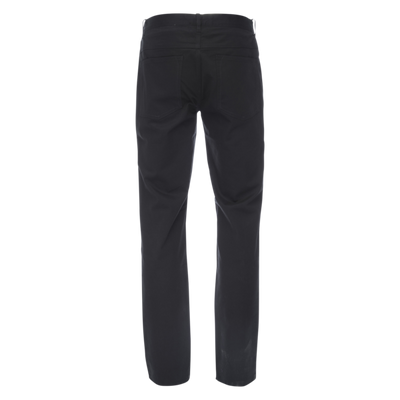 J.P. 5-Pocket Stretch Cotton Twill - Black