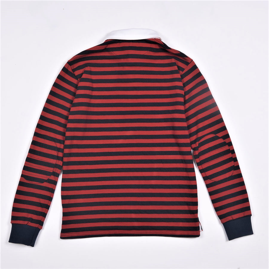 Otto Rugby - Navy/Red