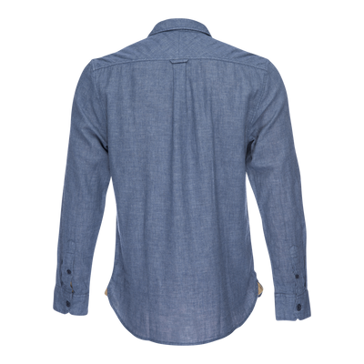 Truman Outdoor Double Face Shirt - Blue