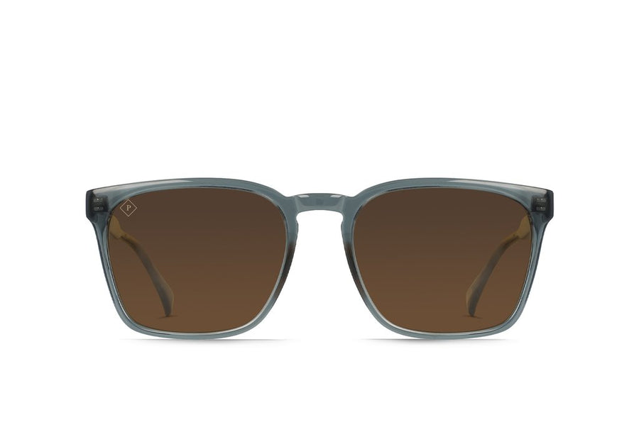 Pierce - Slate_Vibrant Brown Polarized