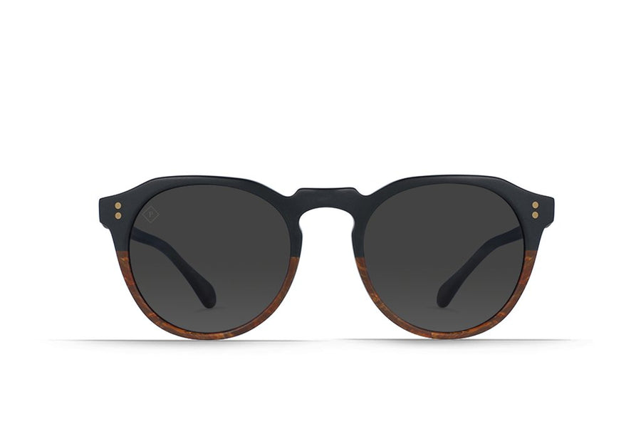 Remmy 49 - Burlwood_Black Polarized