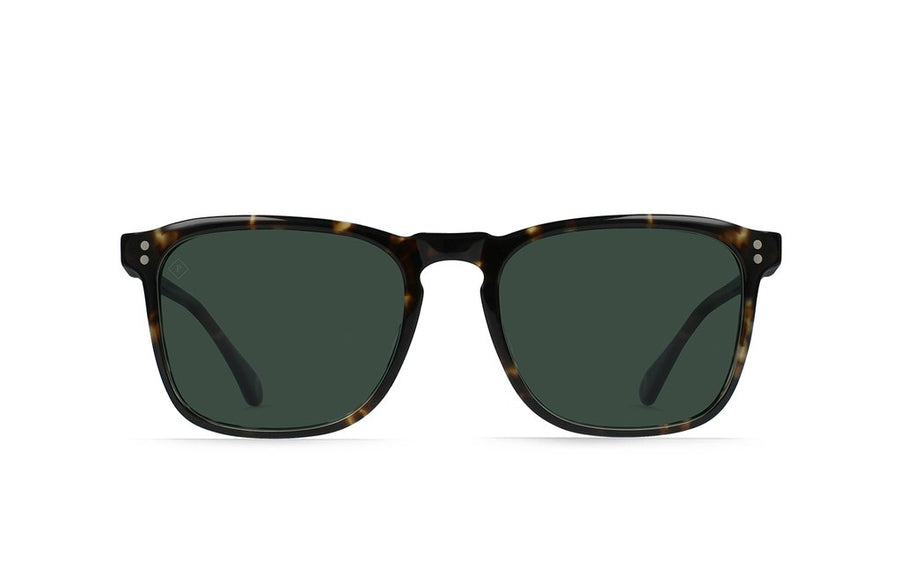 Wiley - Brindle Tortoise_Green Polarized
