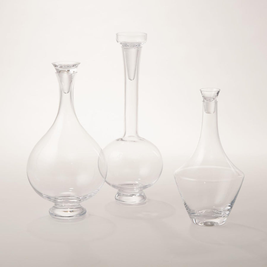 Paris Glass Decanter