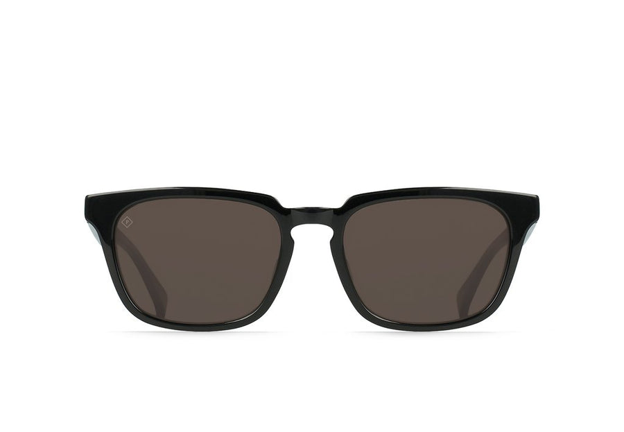 Hirsch - Crystal Black _Smoke Brown Polarized