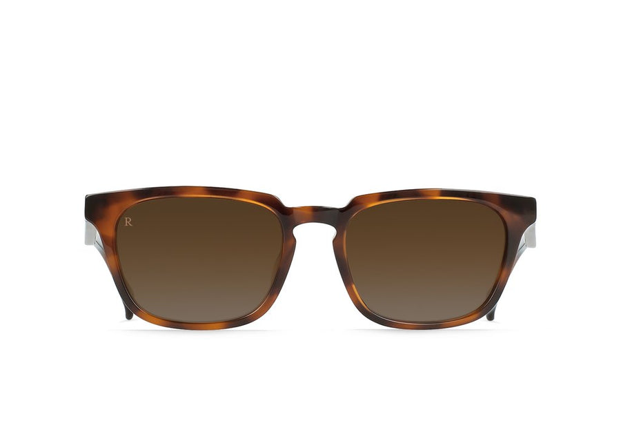 Hirsch - Pecan Tortoise_Brown Grey Gradient