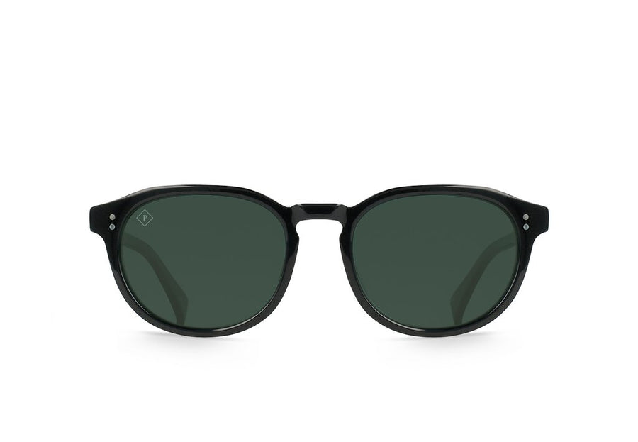 Rollo - Crystal Black_Green Polarized