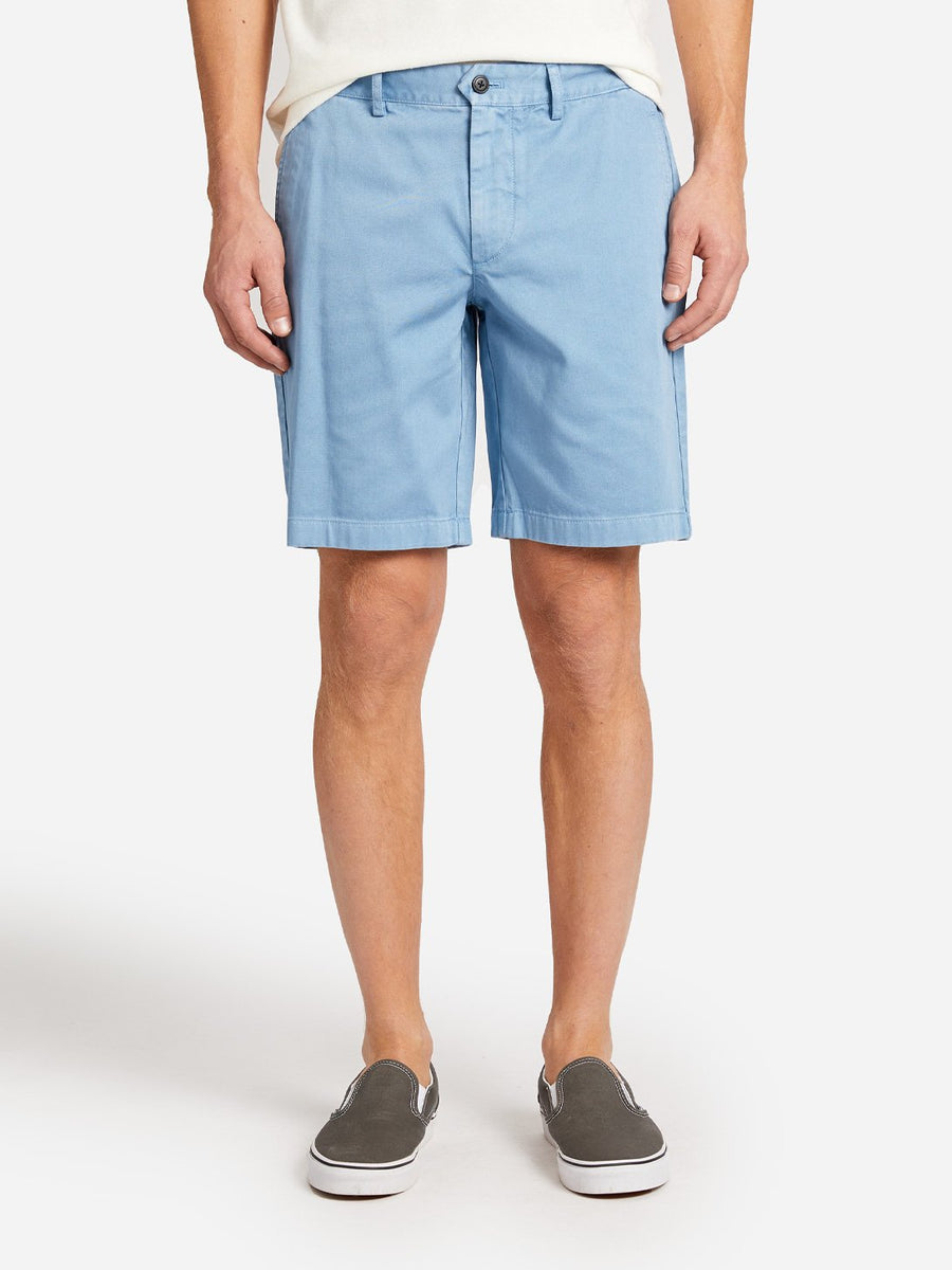 Cotton Modern Short - Blue Shadow