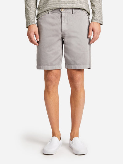 Cotton Modern Short - Drizzle